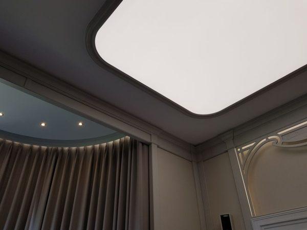 Светящийся потолок в Борзых цены