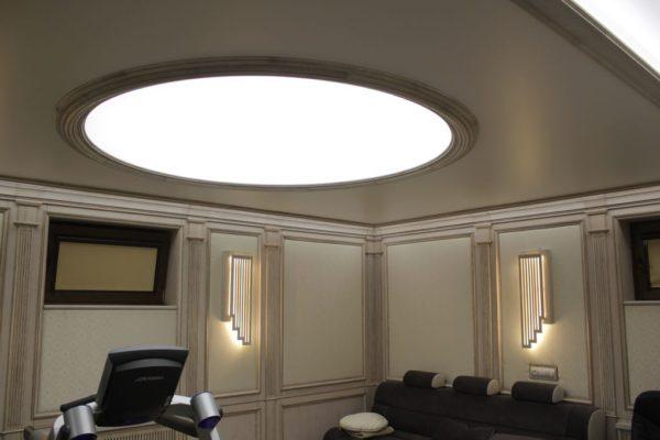 Светодиодный потолок в Борзых фото