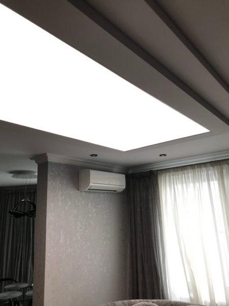 Световые потолки на ул. Ландау - узнать цены
