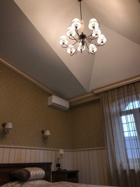 Светящийся потолок в Зорьке цены