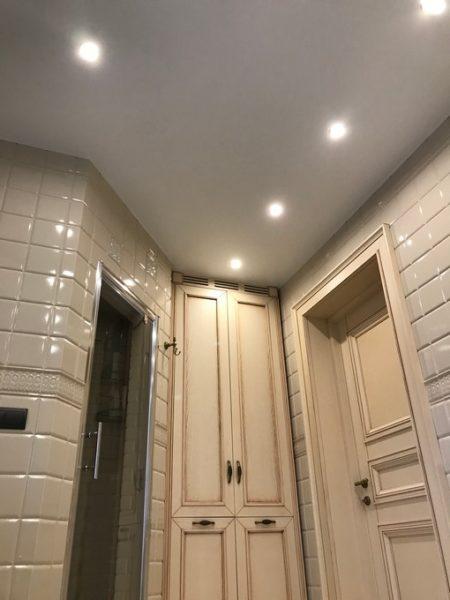 Светодиодный потолок в Зорьке фото