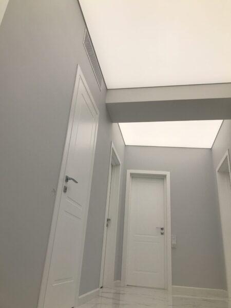 Световые потолки в Красногорске