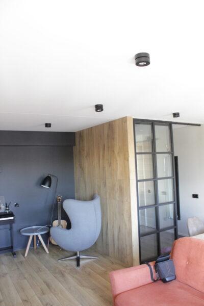 Световые потолки в Бутырском Валу в квартире